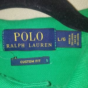 Polo by Ralph Lauren Shirts - Green large Polo